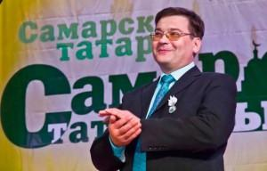The editor-in-chief of the «Samara Tatars» magazine will speak  about  preservation of the Tatar language