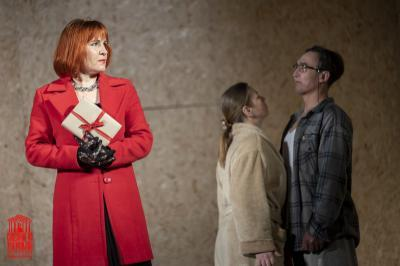 """Theater """"Nur"""" showed Ryazans meeting with the past"""