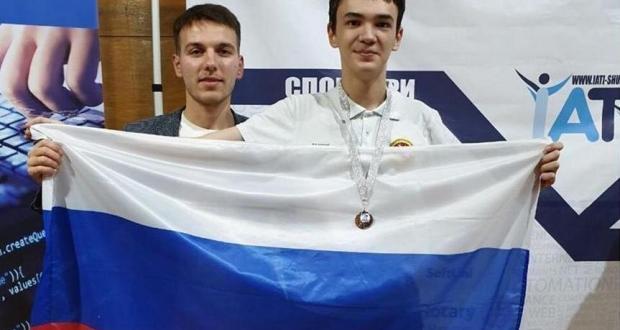 Казанский 10-классник завоевал «серебро» на Международном турнире по информатике