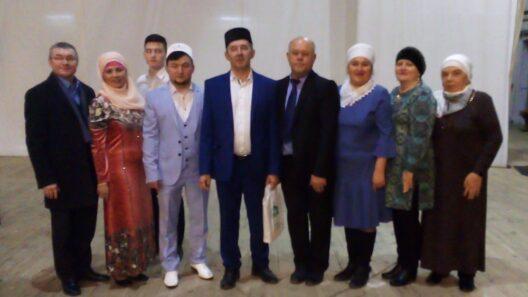 В Тольятти встретили гостей из Центра татарской культуры г.о. Сызрань
