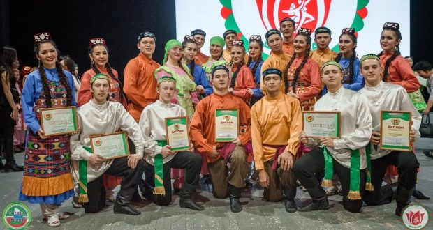Tatar dance performers will gather in Yekaterinburg