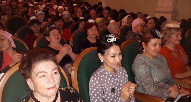 В Оренбурге прошел региональный съезд татарских женщин