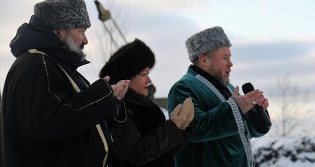 В Нижнекамске прошла церемония закладки первого камня в основание новой мечети