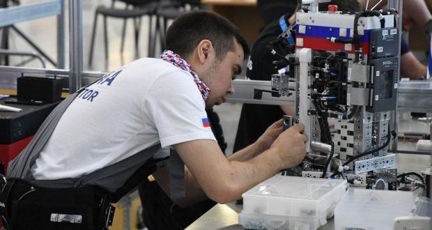 Казанские лицеисты — победители регионального чемпионата WorldSkills