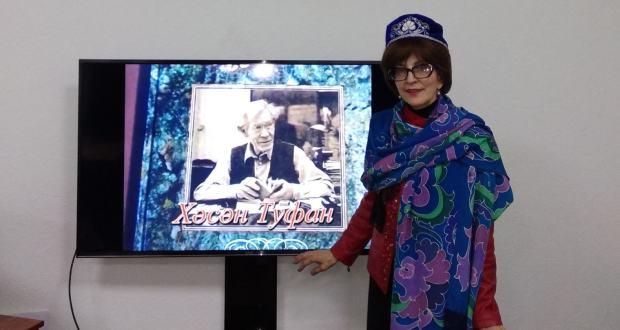 В Ташкенте провели литературно-музыкальный вечер, посвящённый 119–летию Хасана Туфана