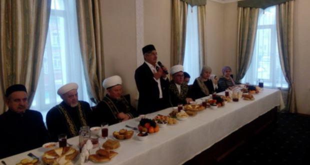 В мечети Марджани прошел «ел ашы» Ильгама Шакирова