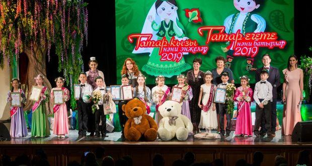 Конгресс татар Челябинской областиобъявил о начале конкурсов «Нәни энҗеләр-2020» и «Нәни батырлар 2020»