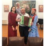 Ульяновск өлкәсенең Карсун районында — Татар мәдәнияте айлыгы