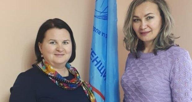 Руководитель «Ак калфак» Пензенской области обсудила возможности совместной работы с председателемПензенского отделения «Союза женщин России»