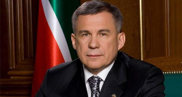 Congratulation by the President of the Republic of Tatarstan R.N. Minnikhanov on Christmas