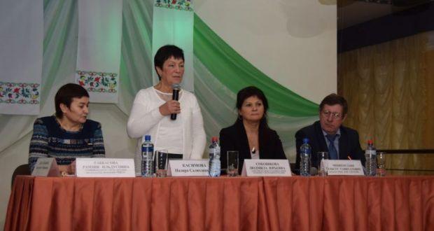 Автономия татар Удмуртии выразила благодарность «Штабу татар»