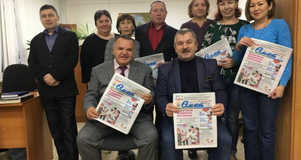 «Штаб татар» подписал татарские издания Татарстана, Башкортостана и Нижнего Новгорода
