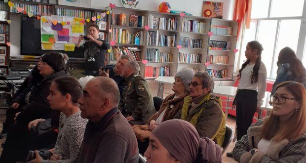 В Иссык-Куле прошел литературно-музыкальный вечер, посвященный памяти Мусы Джалиля