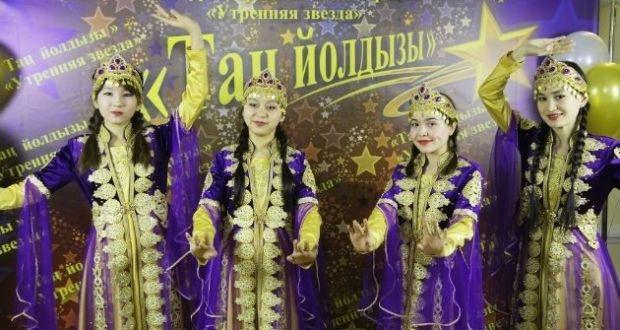 В Тюмени состоялся 20-ый смотр-конкурс детского творчества «Таң йолдызы-2020»