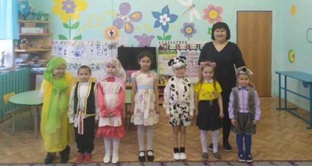 В Свердловской области проходит второй этап Областного конкурса «Сабыйлар»