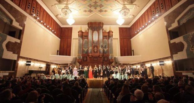 XVIII Фестиваль татарской хоровой музыки в Казани