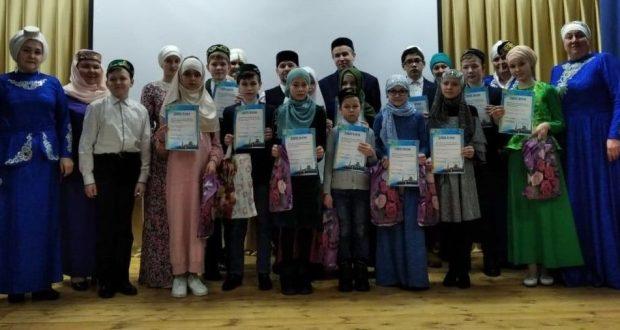 Яңа Чишмә районында «Динем – Ислам, милләтем – татар» бәйгесен уздырдылар