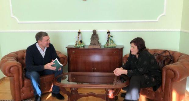 В Санкт-Петербурге издана новая книга татарского краеведа Альмирой Тагирджановой