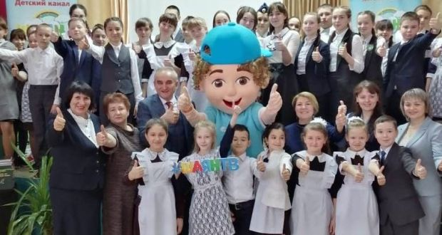 «ШАЯН ТВ»ның Дмитровград шәһәрендә телевизион блогерлар филиалы бар