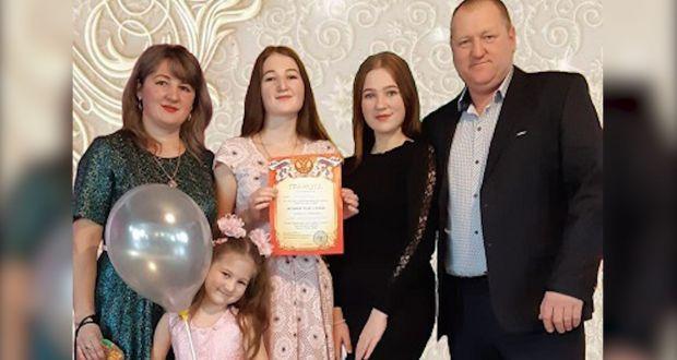 Бикбаевы победили в районном конкурсе «Семья года»