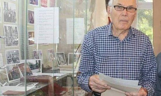 Организатор музея татарского культурного центра Семея отмечает 85-летний юбилей