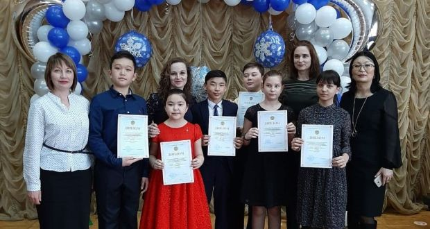 Победа воспитанников Татарской школы искусств г.Семей в областном конкурсе «Юный музыкант»