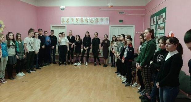 Представители организации «Чак-Чак» провели детскую школу лидера в селе Башкултаево