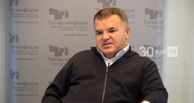 Рөстәм Ямалиев: «Безнең бурыч — бер татарны да югалтмау»
