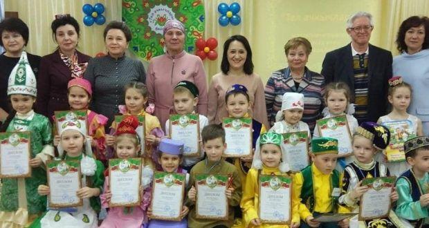 В Зеленодольске прошел межрегиональный конкурс «Тел ачкычлары»