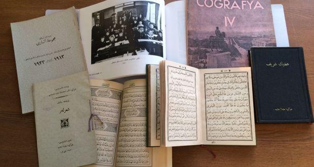 Фонд татарской эмиграции пополнился старопечатными изданиями из Японии