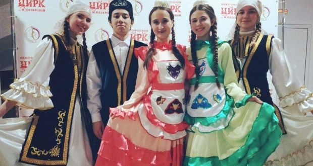 "The ensemble ""Nizhgarlar"" – a participant in the festival ""Together"""