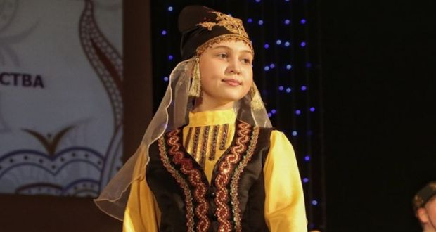 Tatarstan National Culture Day in   teh city of Kaluga  held