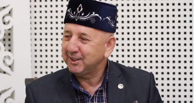 Ферит Гибатдинов награжден медалью ордена «За заслуги перед Чувашской Республикой