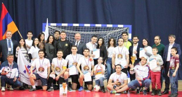 Самарада «Халыклар дуслыгы – 2020» традицион спорт фестивале узды