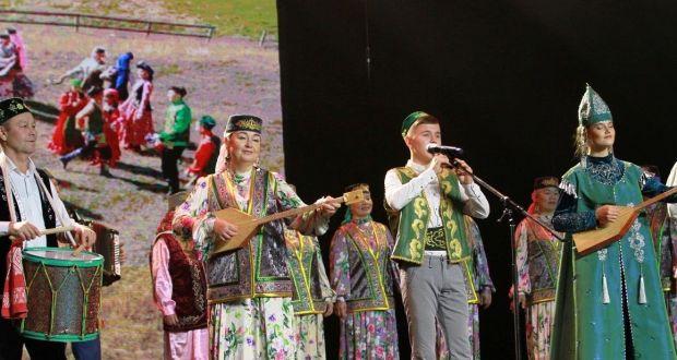 Ансамбль «Мишар» из Чувашии выступит со специальной программой в татарских селениях