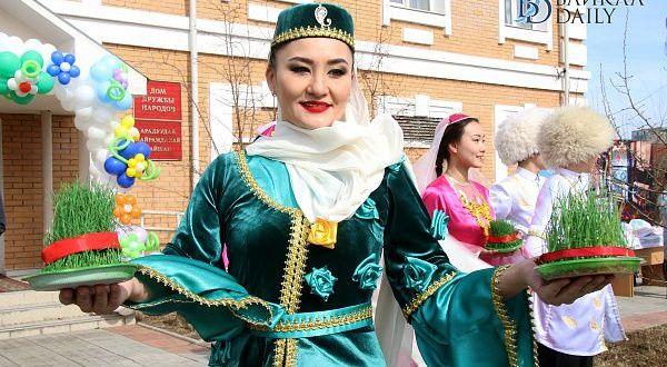 Улан-Удэ встретит весну с Наврузом