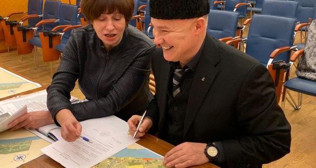 В Москве продолжают готовиться к Федеральному Сабантую 2020