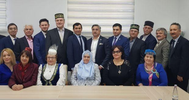Председатель Национального Совета встретился в Уфе с руководителями татарских общественных организаций