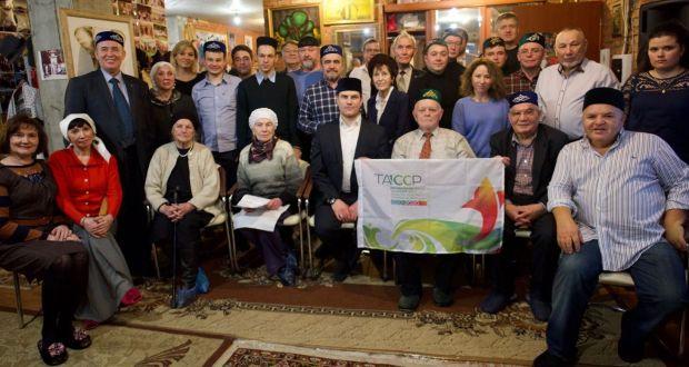 Московские татары почтили память государственного деятеля Фикрята Табеева