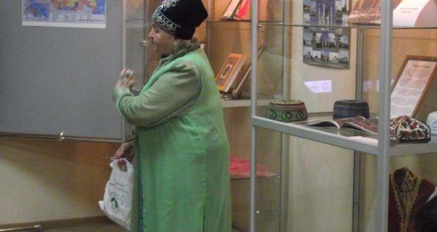 Творческий вечер «Заслуженные татарские женщины Петербурга»