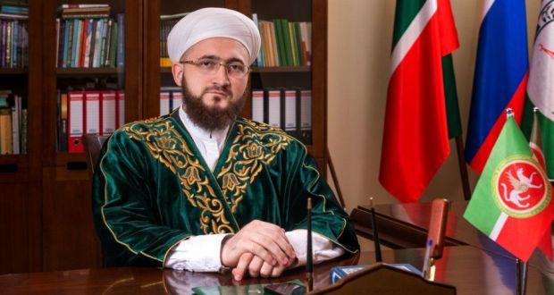 Обращение муфтия Татарстана по случаю наступающего Священного месяца Рамазан