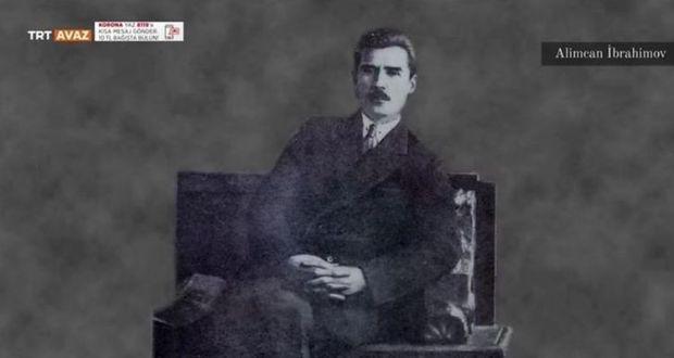 Төркия телевидениесе Галимҗан Ибраһимов турында тапшыру күрсәтте