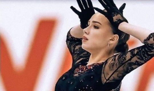 Алина Загитова стала иконой олимпийского стиля