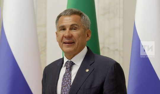 Rustam Minnikhanov congratulated the Tatarstan people on the 100th anniversary of the founding of the TASSR