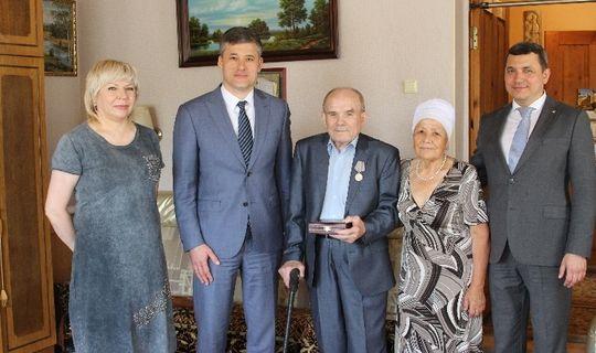 Медалью «За доблестный труд» награжден автор русско-татарского словаря для работников здравоохранения