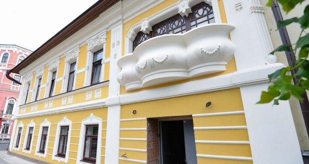 Осенью в Казани будет восстановлен дом, где 100 лет назад жил Фатих Амирхан