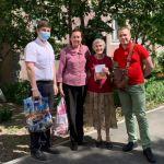 Постоянное представительство Республики Татарстан вручило памятные подарки ветеранам в Санкт-Петербурге и Ленинградской области