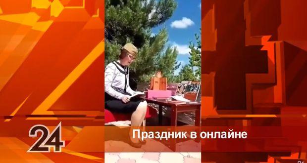 Альметьевцы приняли участие во всероссийских акциях, посвященных 75-летию парада Победы