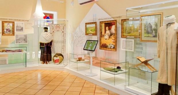 34 года назад открылись двери Литературного музея Г. Тукая