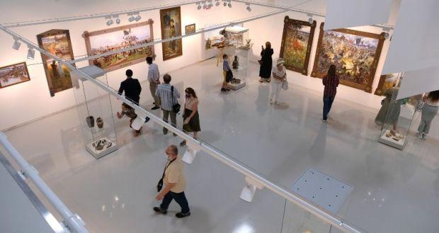 В ГМИИ РТ стартовал масштабный выставочный проект, посвященный 100-летию ТАССР